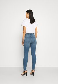 Lindex - CLARA BLUE - Jeans Skinny Fit - denim - 2