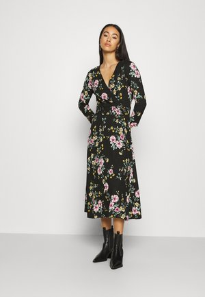 ONLZILLE FIXED DRESS - Day dress - black