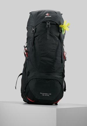 AIRCONTACT LITE 45 + 10 SL - Hiking rucksack - graphite/black