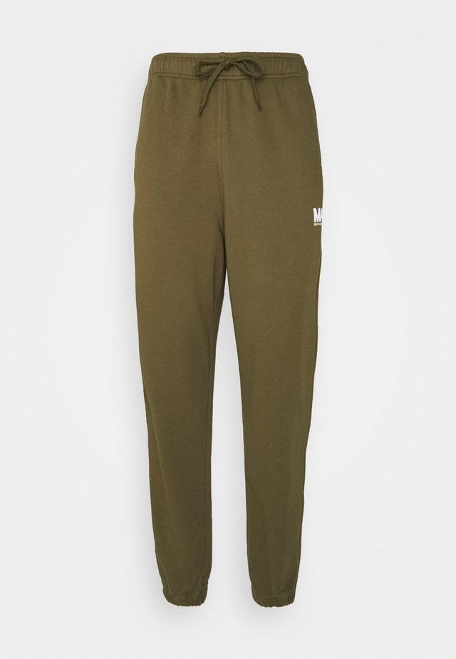 TRACKPANTS - Trainingsbroek - olive