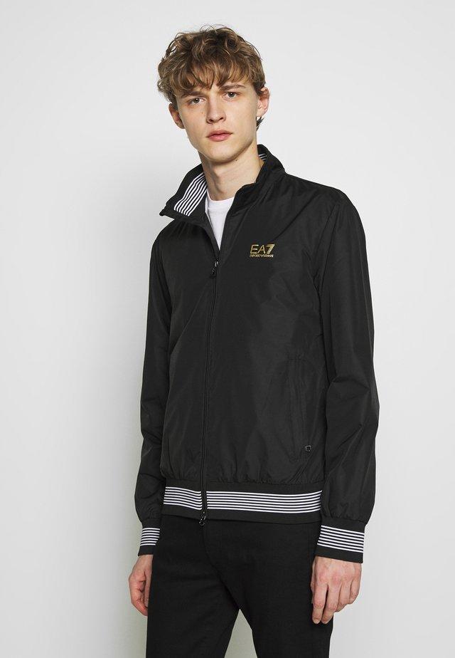 GIUBBOTTO - Summer jacket - black