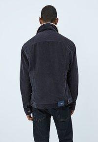 Pepe Jeans - PINNER DLX - Winterjas - deepsea blau - 2