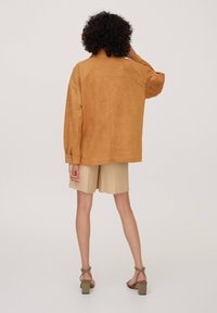 PULL&BEAR - Summer jacket - brown - 2