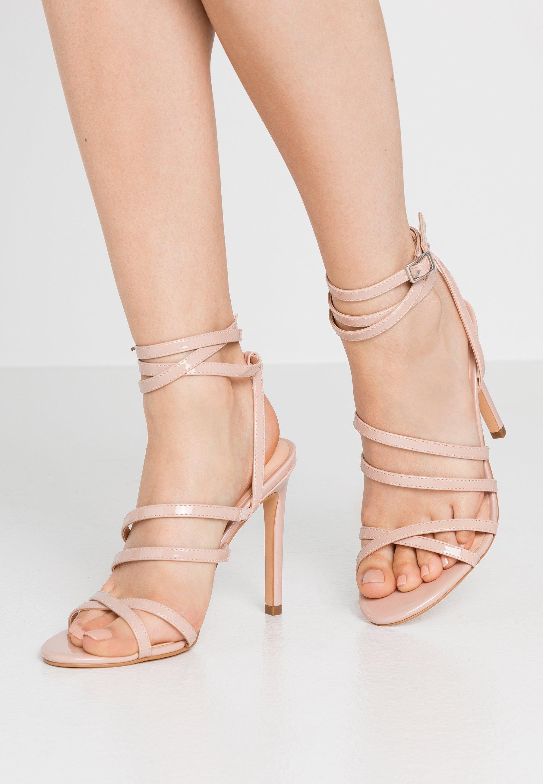 Ljusrosa Högklackade skor | High heels online hos Zalando
