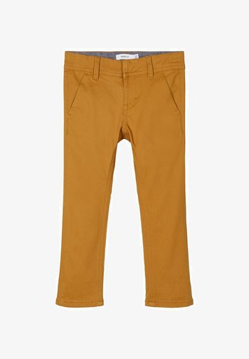 Pantalones chinos - medal bronze