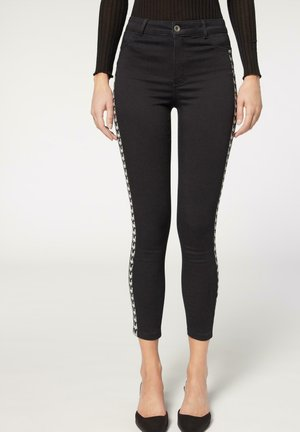 MICKEY MOUSE - Jeans Skinny Fit - black