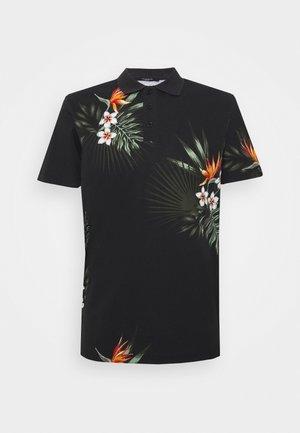 JPRBLAHOLIDAY  - Polo shirt - black