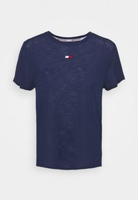 PERFORMANCE - Print T-shirt - blue