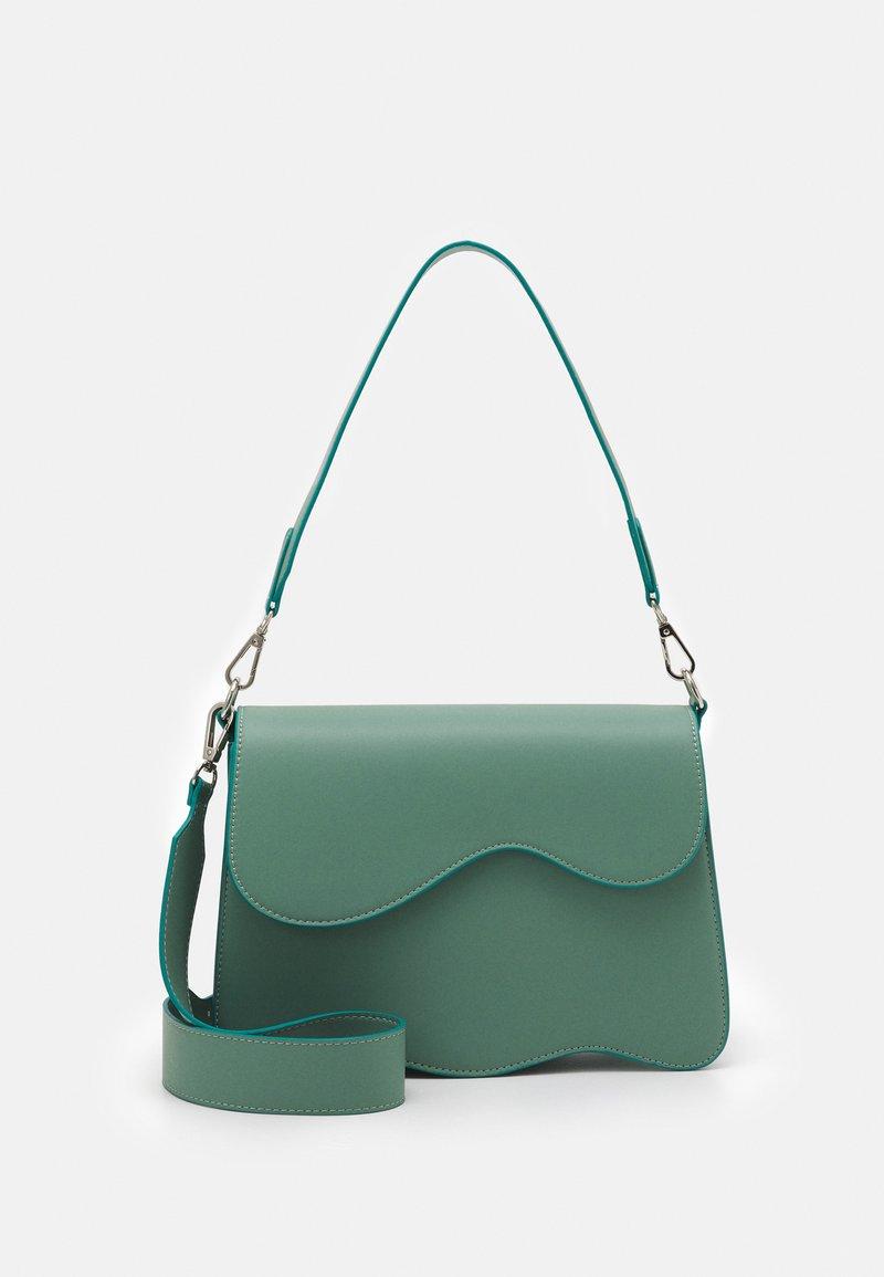 HVISK - ELUDE RESPONSIBLE - Handbag - dusty blue