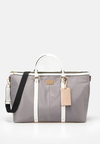 River Island - Weekend bag - light grey - 0