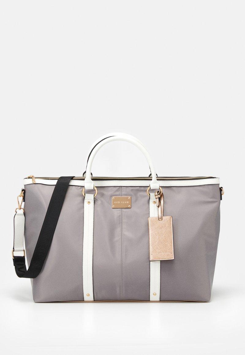 River Island - Weekend bag - light grey