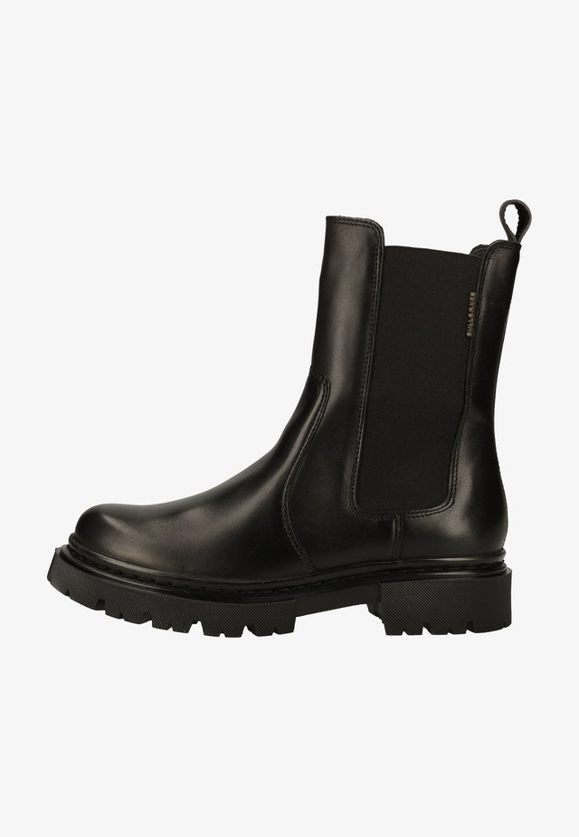 Bottines - schwarz blck