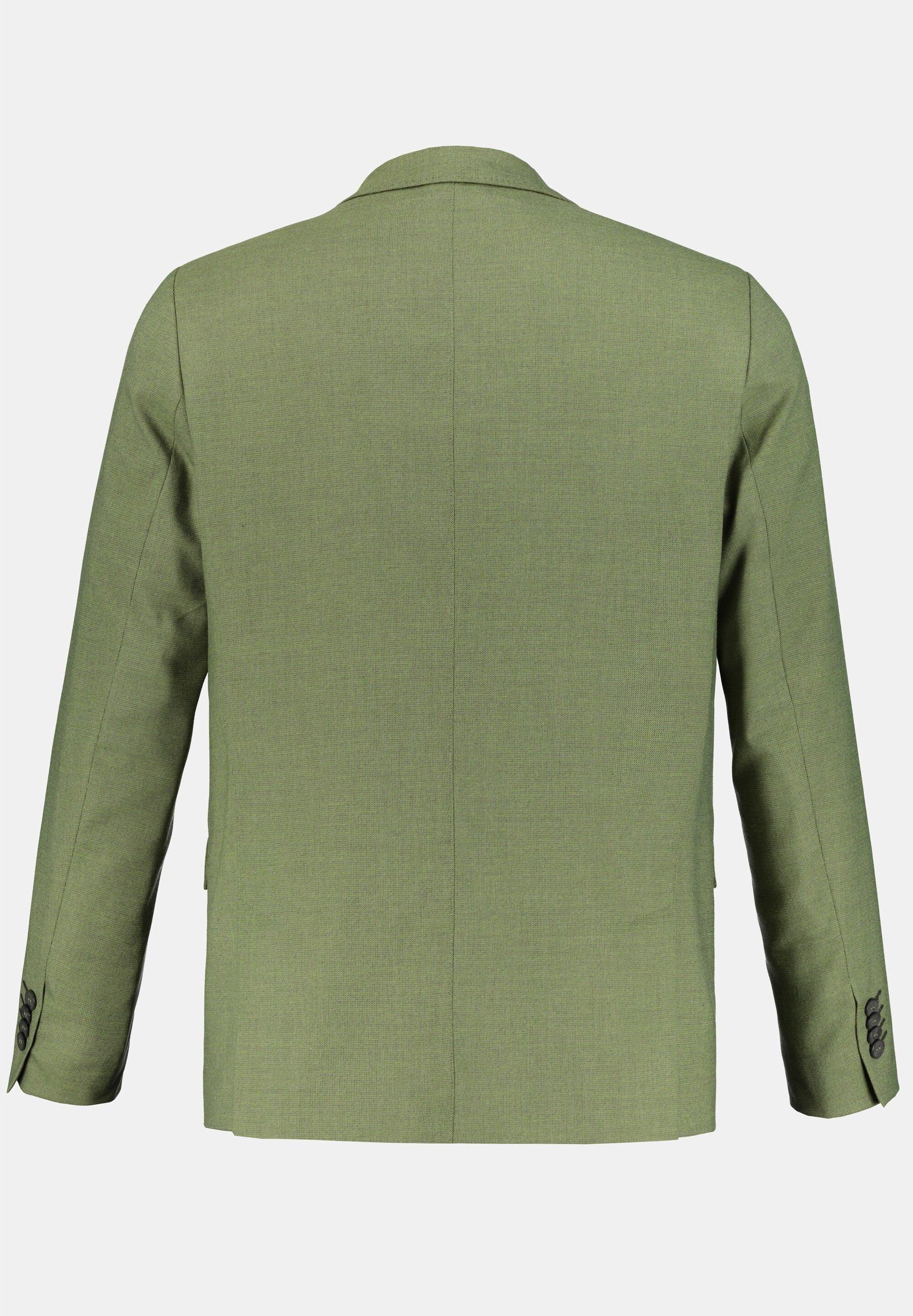 JP1880 GROSSE GRÖSSEN, BAMBUS - Blazer - waldgrün