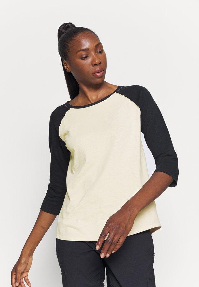 CARATUNK  - Camiseta de manga larga - beige