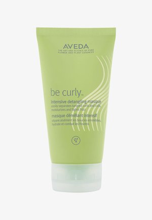 BE CURLY™ INTENSIVE DETANGLING MASQUE  - Haarmasker - -