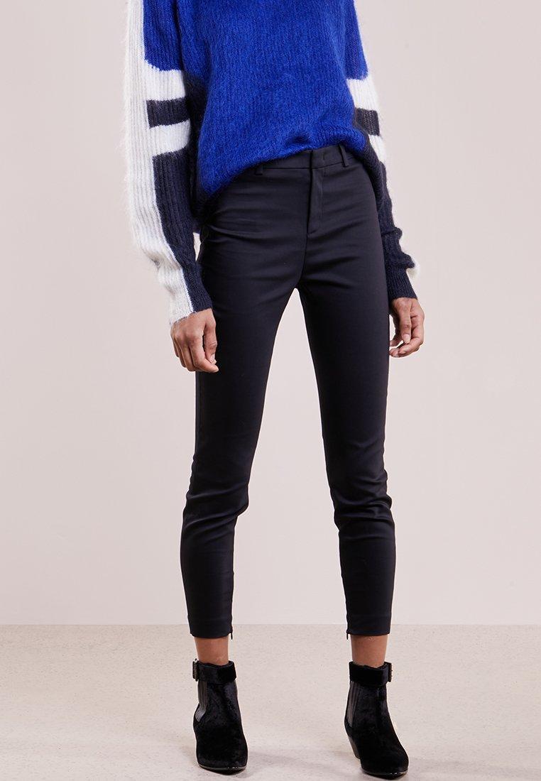 DRYKORN - WINCH - Trousers - schwarz