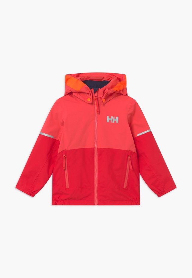 SOGN - Outdoor jacket - cayenne