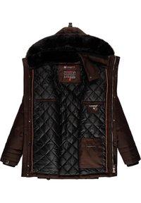 Navahoo - LUAAN - Winter coat - brown melange - 4