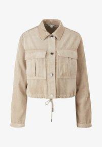 comma casual identity - Summer jacket - dark beige - 6