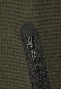 Nike Sportswear - HOODIE  - Zip-up hoodie - sequoia/cargo khaki/black - 3