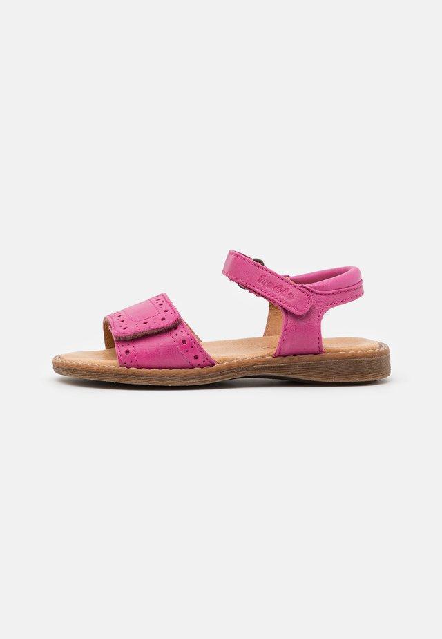LORE CLASSIC - Sandals - fuchsia