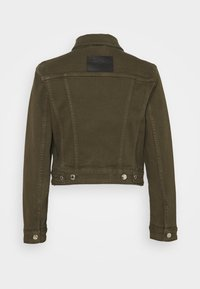 HUGO - ALEX - Denim jacket - beige/khaki - 1