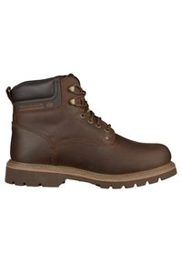 Dockers by Gerli - Lace-up ankle boots - coffee - 6