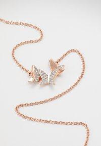 Swarovski - LILIA NECKLACE - Halsband - rosegold-coloured - 3