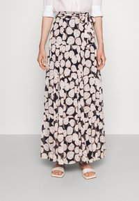 Diane von Furstenberg - LILLIAN SKIRT - Maxi skirt - black - 0