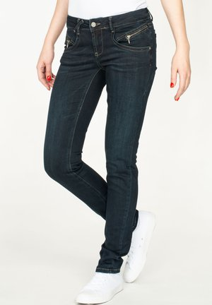 MARIA  - Slim fit jeans - schwarz