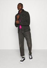Be Edgy - BEKELVYN  - Denim jacket - black used - 1