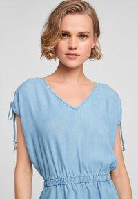 s.Oliver - Denim dress - blue lagoon - 3