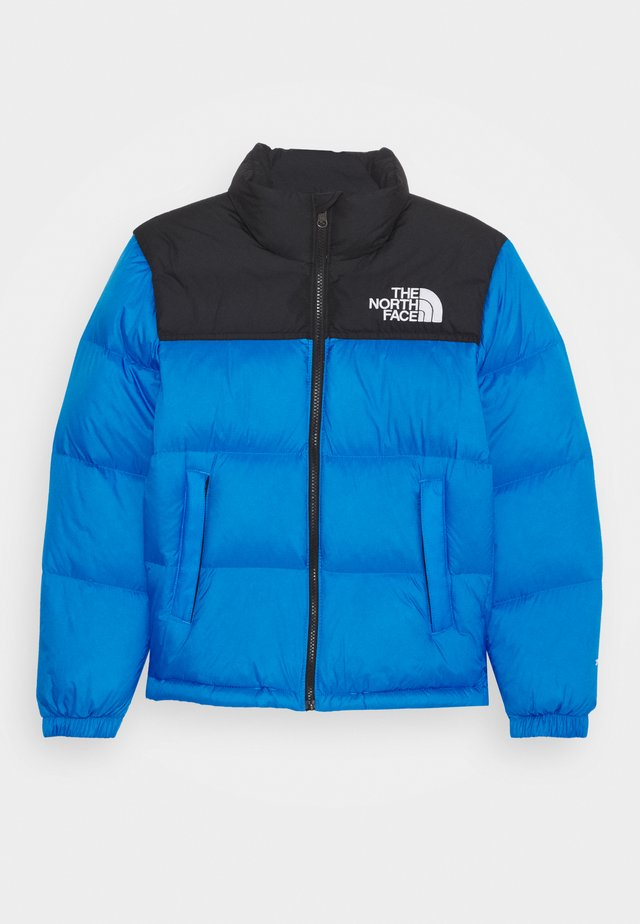 RETRO NUPTSE UNISEX - Down jacket - clear lake blue