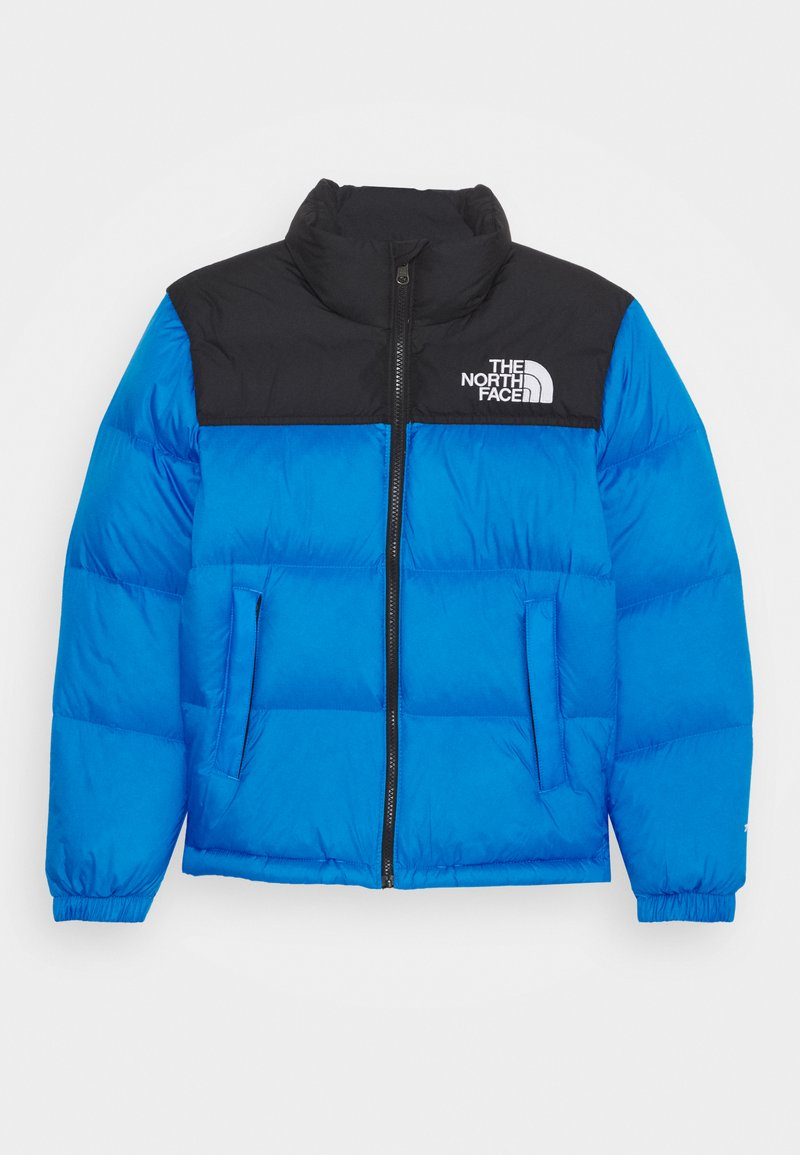 The North Face - RETRO NUPTSE UNISEX - Down jacket - clear lake blue