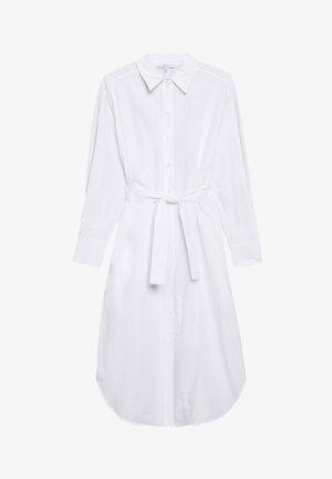 ELLIE - Košilové šaty - white
