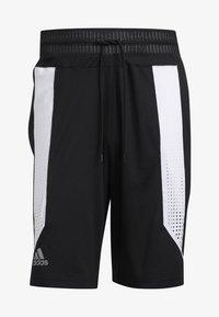adidas Performance - CREATOR 365 SHORTS - Sports shorts - black - 7