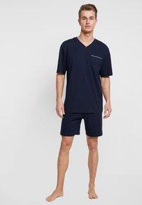 Seidensticker - Pyjama set - blue - 1