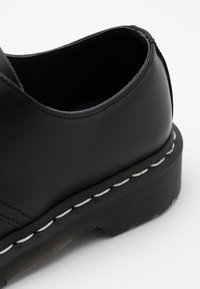 Dr. Martens - 1461 - Nauhakengät - black smooth - 3