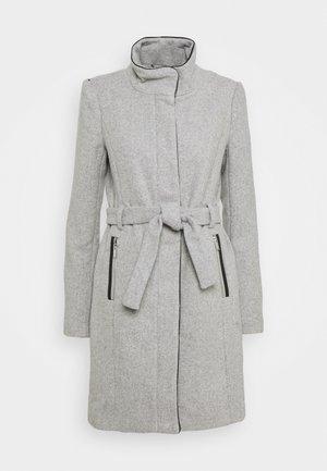 ONLMICHIGAN COAT - Zimní kabát - light grey melange