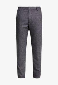 Minimum - UGGE - Trousers - navy blazer - 4