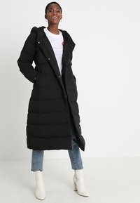 KIOMI - Down coat - black - 0