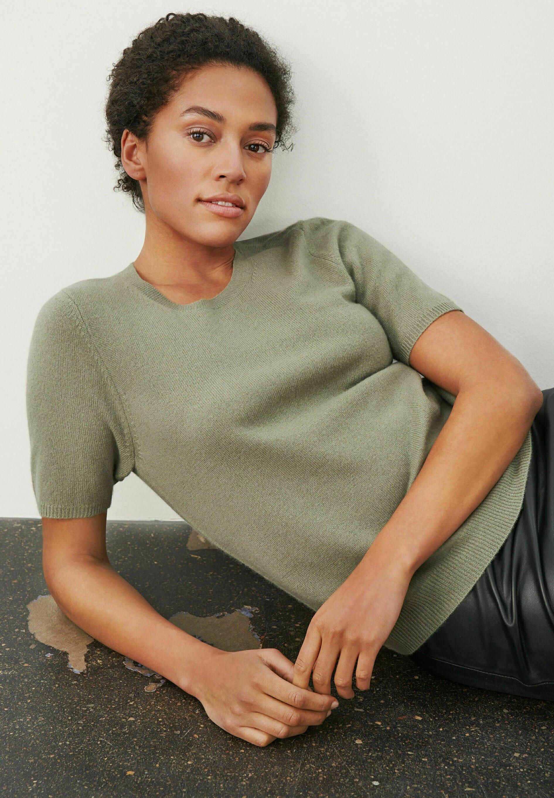 Damen EVERLOTTEPW  - T-Shirt basic