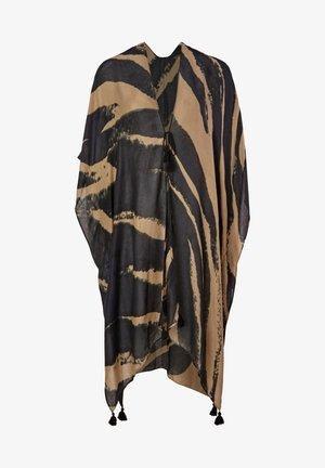 Summer jacket - black aop