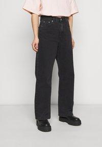 Dr.Denim Petite - ECHO - Jeans relaxed fit - concrete black - 0