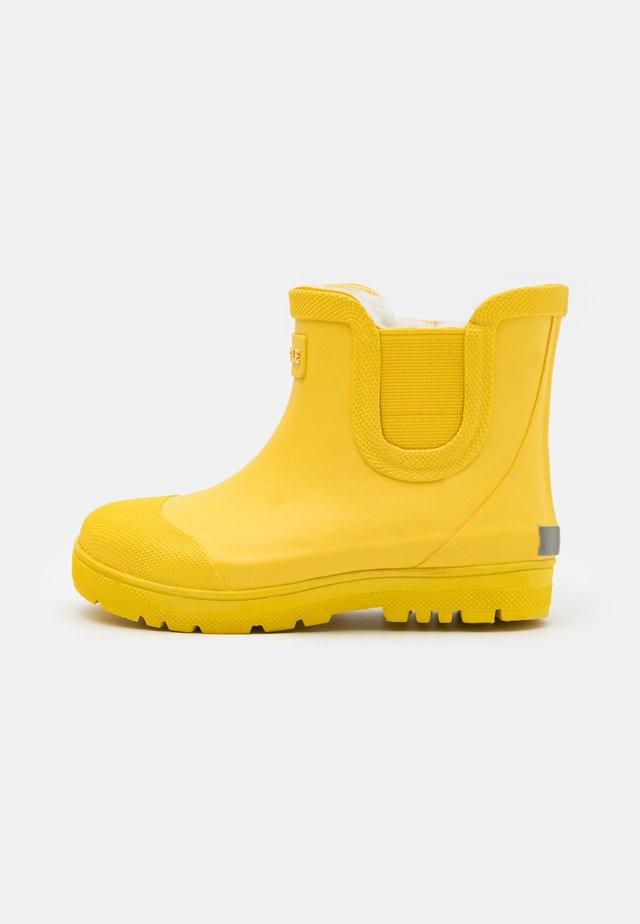 CHELSEA KID UNISEX - Gummistøvler - jaune