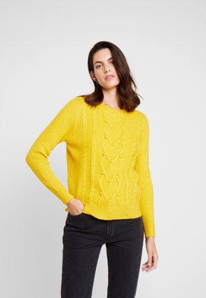 AMARILLO BOLAS - Pullover - yellows