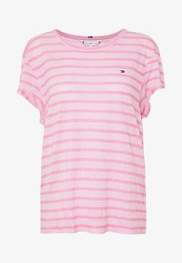 breton/frosted pink