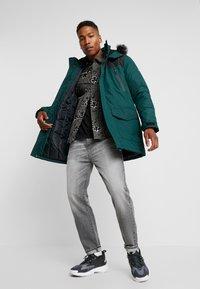 YOURTURN - Winter coat - oliv - 1