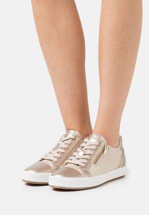 BLOMIEE  - Sneakers basse - beige/champagne