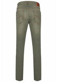 Club of Comfort - Slim fit jeans - grün - 1